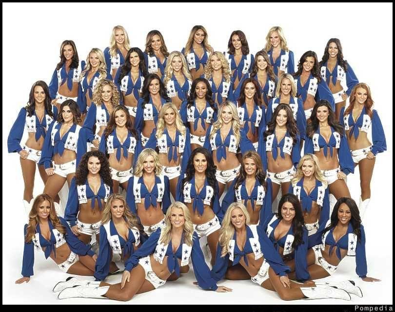 Dallas Cowboys Cheerleaders Of 2019 20 Pompedia